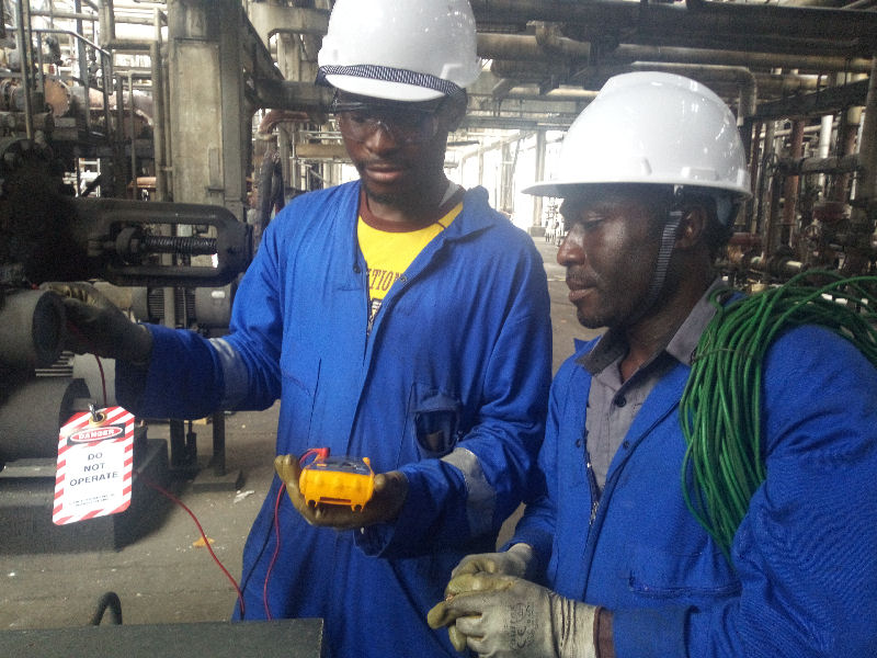 Port Harcourt Refinery Electrical Integrity Inspections